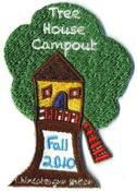 Fall Campout - Treehouse