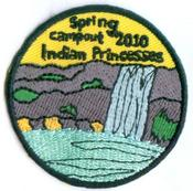 Spring Campout - Cunningham Falls